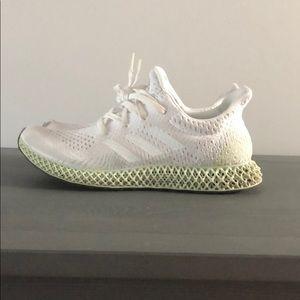 Used Adidas FutureCraft 4D White